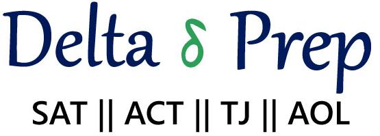 Delta Prep (SAT, PSAT, ACT, TJ, AOL Test Prep)